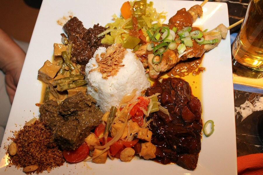 Indonesisch Eten In Bistro Gecko 14 November 2014