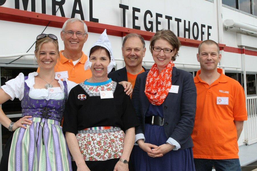 40 Jarig Jubileum Nederlandse Vereniging Wenen 25 Mei 2013