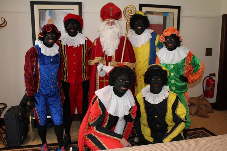 Sinterklaasfeest 2013 1 Dec 2013