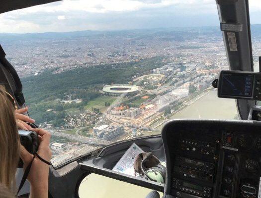 Rondvlucht Per Helikopter