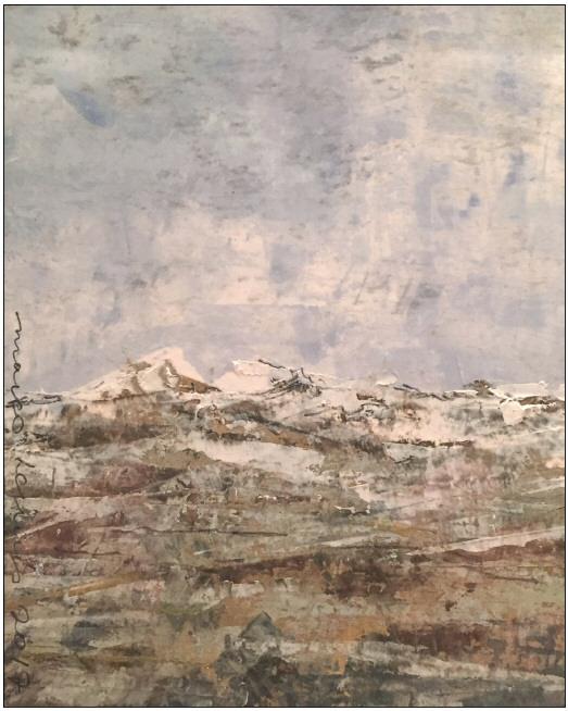 Landschaftskarte