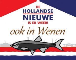 Hollandse Nieuwe in Wenen